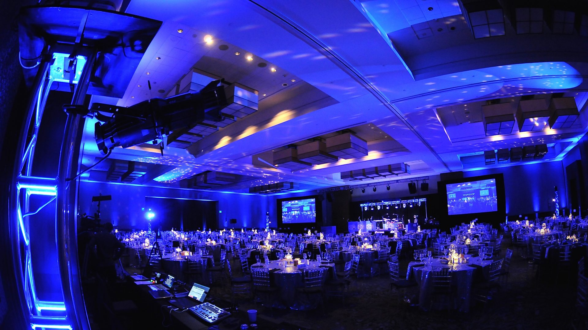 Boston Event Lighting & Films
