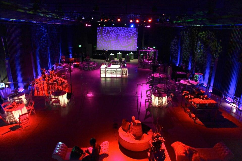 Corporate Event Lighting - Intelligent lighting